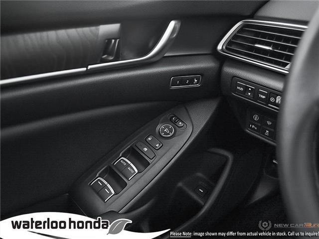 2019 Honda Accord Touring 2.0T (Stk: H5659) in Waterloo - Image 15 of 22