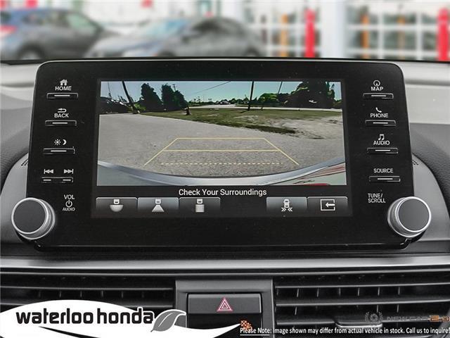 2019 Honda Accord Touring 2.0T (Stk: H5659) in Waterloo - Image 22 of 22