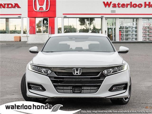2019 Honda Accord Sport 2.0T (Stk: H4755) in Waterloo - Image 2 of 23