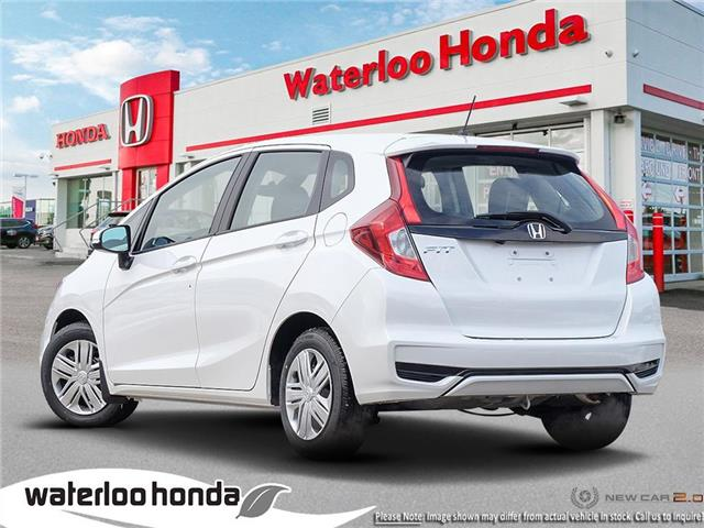 2019 Honda Fit LX w/Honda Sensing (Stk: H5054) in Waterloo - Image 4 of 23