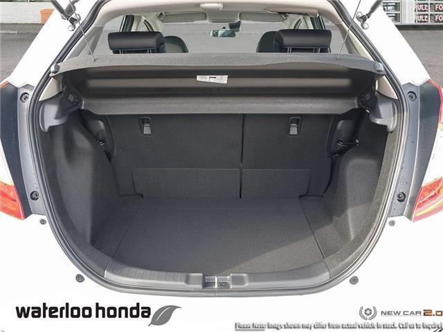 2019 Honda Fit LX w/Honda Sensing (Stk: H5054) in Waterloo - Image 7 of 23