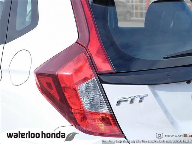2019 Honda Fit LX w/Honda Sensing (Stk: H5054) in Waterloo - Image 11 of 23
