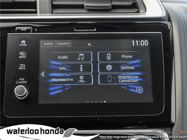 2019 Honda Fit LX w/Honda Sensing (Stk: H5054) in Waterloo - Image 18 of 23