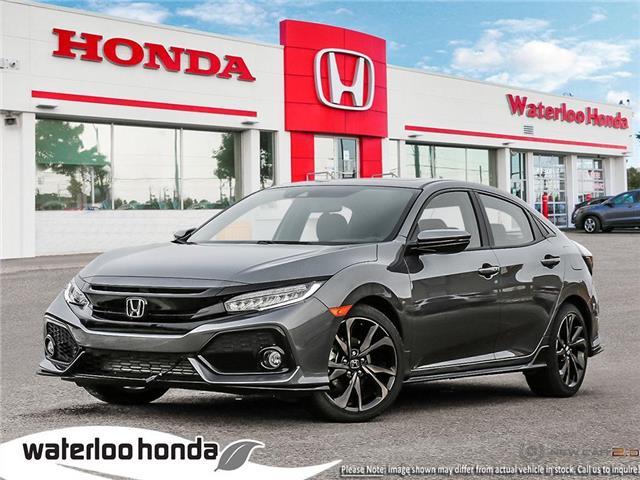 2019 Honda Civic Sport Touring (Stk: H5166) in Waterloo - Image 1 of 23