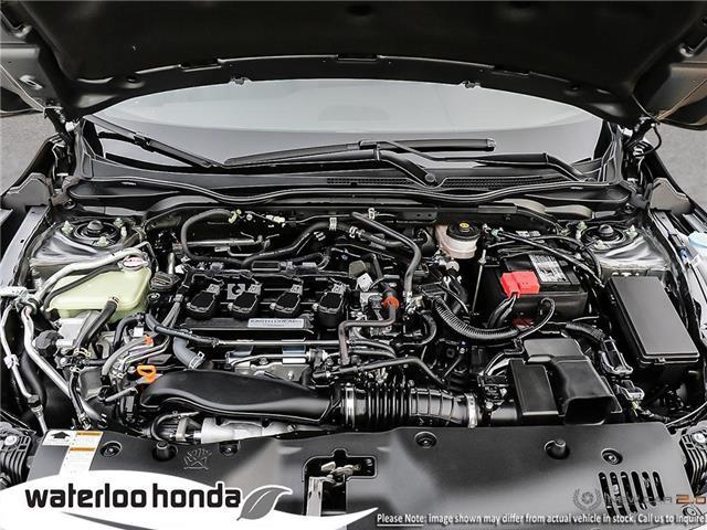 2019 Honda Civic Sport Touring (Stk: H5166) in Waterloo - Image 6 of 23