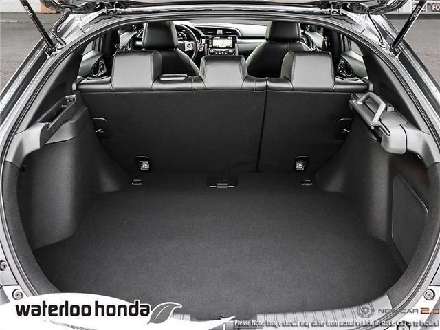 2019 Honda Civic Sport Touring (Stk: H5166) in Waterloo - Image 7 of 23