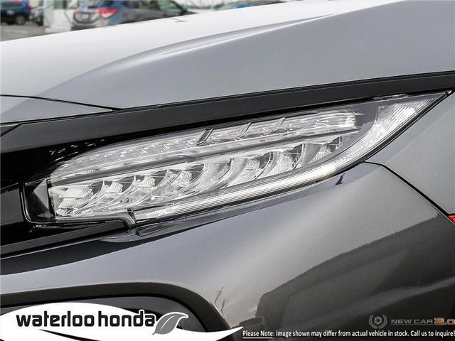 2019 Honda Civic Sport Touring (Stk: H5166) in Waterloo - Image 10 of 23