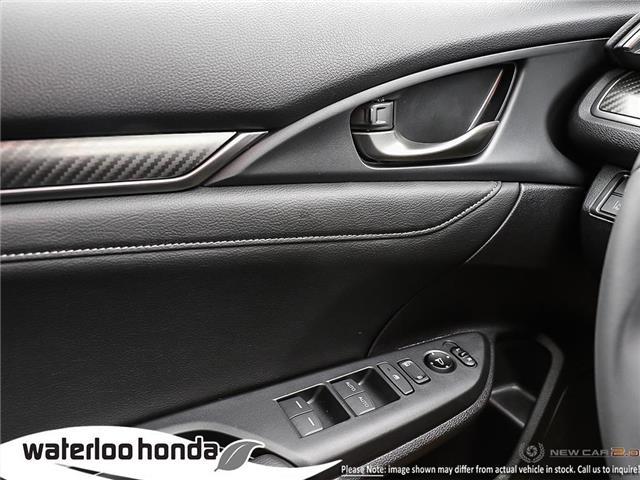 2019 Honda Civic Sport Touring (Stk: H5166) in Waterloo - Image 16 of 23