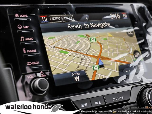 2019 Honda Civic Sport Touring (Stk: H5166) in Waterloo - Image 18 of 23