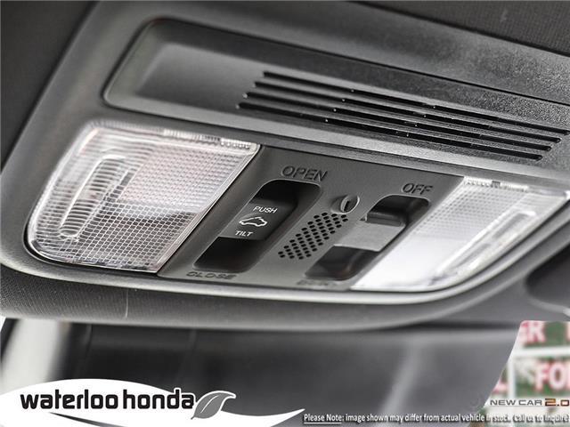 2019 Honda Civic Sport Touring (Stk: H5166) in Waterloo - Image 19 of 23