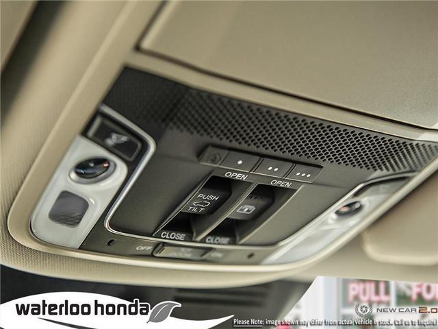 2019 Honda CR-V Touring (Stk: H5700) in Waterloo - Image 19 of 23