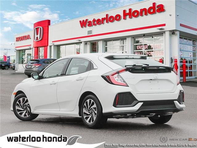 2019 Honda Civic LX (Stk: H5486) in Waterloo - Image 4 of 23