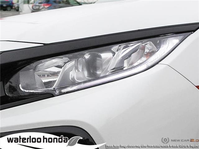 2019 Honda Civic LX (Stk: H5486) in Waterloo - Image 10 of 23