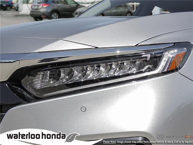 2019 Honda Accord Touring 1.5T (Stk: H5335) in Waterloo - Image 10 of 23