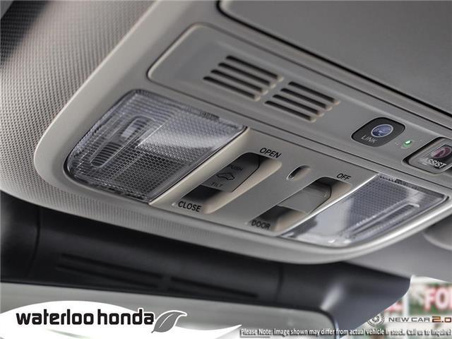 2019 Honda Accord Touring 1.5T (Stk: H5335) in Waterloo - Image 19 of 23