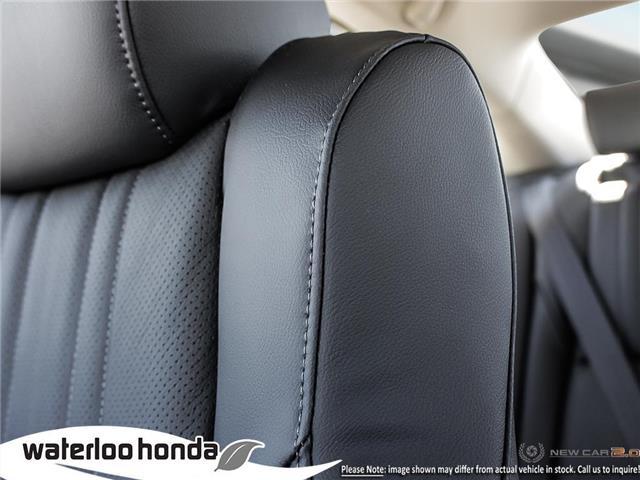 2019 Honda Accord Touring 1.5T (Stk: H5335) in Waterloo - Image 20 of 23