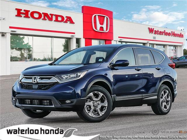 2019 Honda CR-V EX (Stk: H5280) in Waterloo - Image 1 of 23