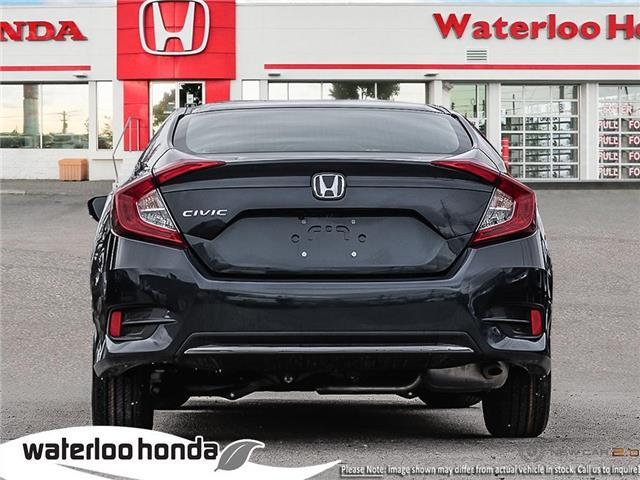 2019 Honda Civic EX (Stk: H5062) in Waterloo - Image 5 of 23
