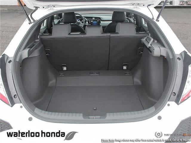 2019 Honda Civic LX (Stk: H5728) in Waterloo - Image 7 of 23