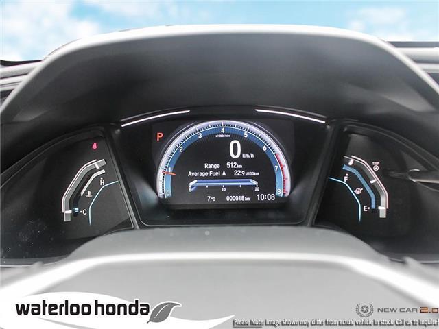 2019 Honda Civic LX (Stk: H5728) in Waterloo - Image 14 of 23