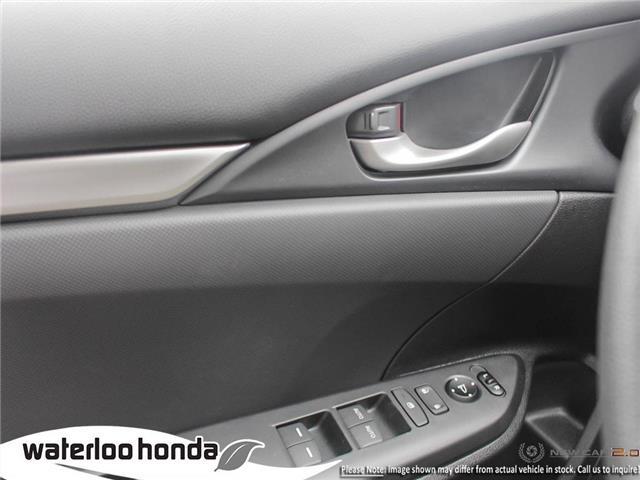 2019 Honda Civic LX (Stk: H5728) in Waterloo - Image 16 of 23