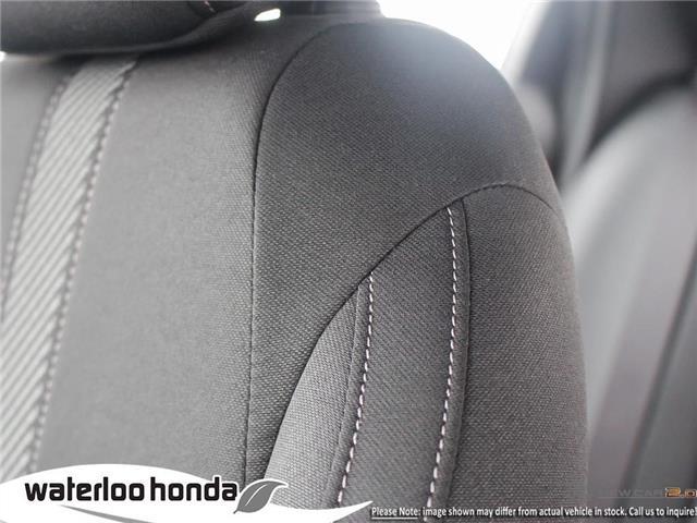 2019 Honda Civic LX (Stk: H5728) in Waterloo - Image 20 of 23