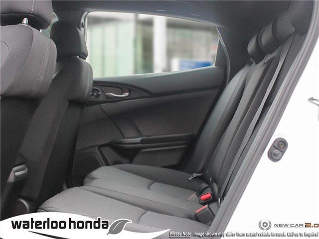 2019 Honda Civic LX (Stk: H5728) in Waterloo - Image 21 of 23