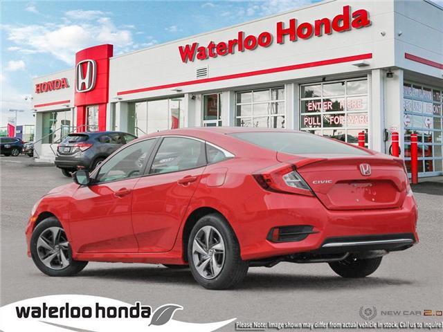 2019 Honda Civic LX (Stk: H5630) in Waterloo - Image 4 of 23