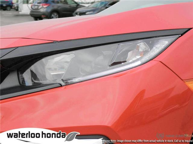 2019 Honda Civic LX (Stk: H5630) in Waterloo - Image 10 of 23