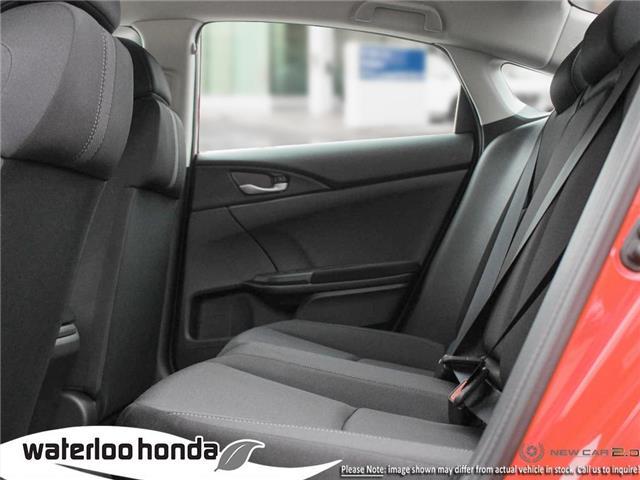 2019 Honda Civic LX (Stk: H5630) in Waterloo - Image 21 of 23