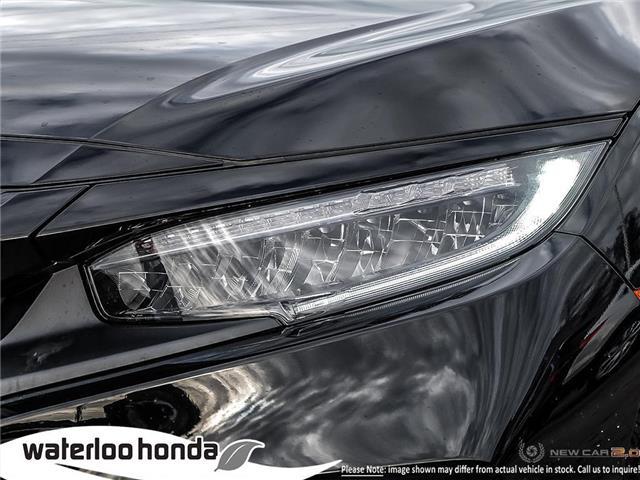 2019 Honda Civic Touring (Stk: H5626) in Waterloo - Image 10 of 23