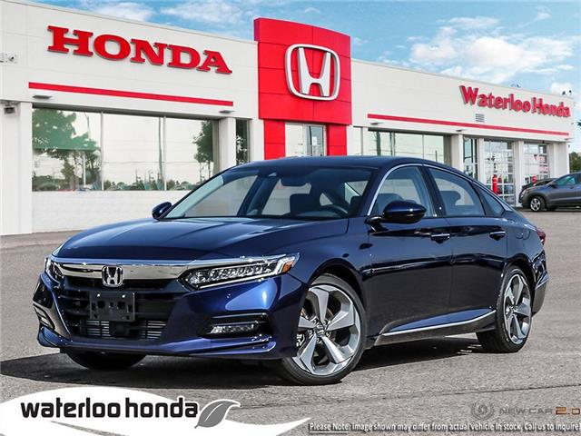 2019 Honda Accord Touring 1.5T (Stk: H4928) in Waterloo - Image 1 of 23