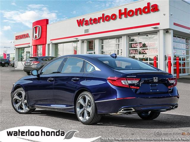 2019 Honda Accord Touring 1.5T (Stk: H4928) in Waterloo - Image 4 of 23