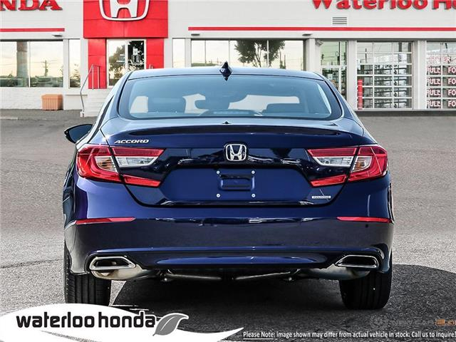 2019 Honda Accord Touring 1.5T (Stk: H4928) in Waterloo - Image 5 of 23