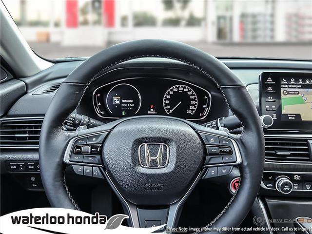 2019 Honda Accord Touring 1.5T (Stk: H4928) in Waterloo - Image 13 of 23