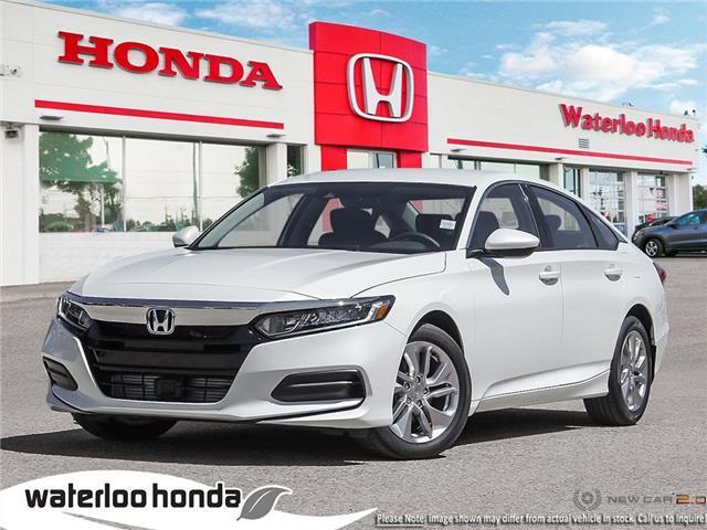 2019 Honda Accord LX 1.5T (Stk: H5340) in Waterloo - Image 1 of 23