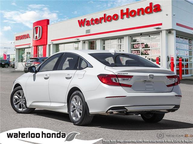 2019 Honda Accord LX 1.5T (Stk: H5340) in Waterloo - Image 4 of 23