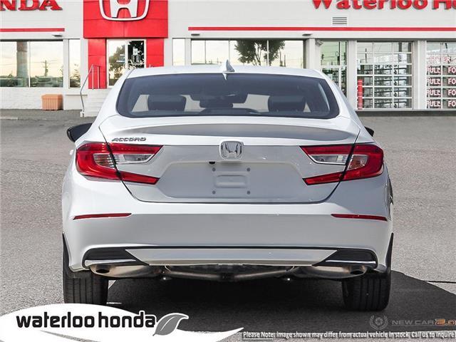 2019 Honda Accord LX 1.5T (Stk: H5340) in Waterloo - Image 5 of 23