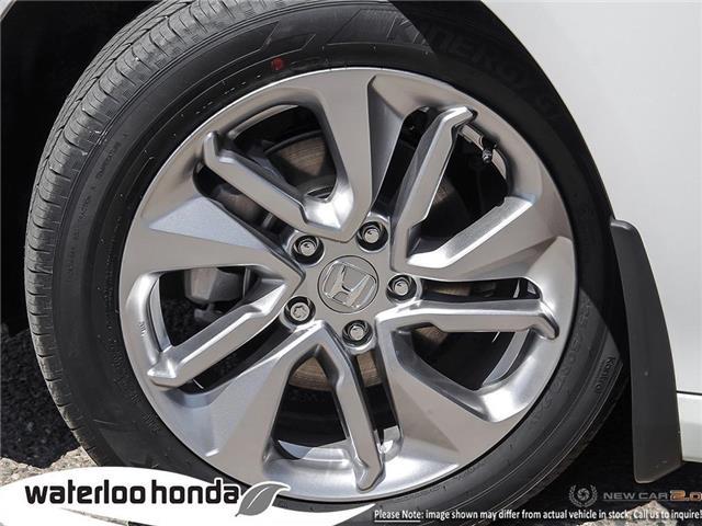 2019 Honda Accord LX 1.5T (Stk: H5340) in Waterloo - Image 8 of 23