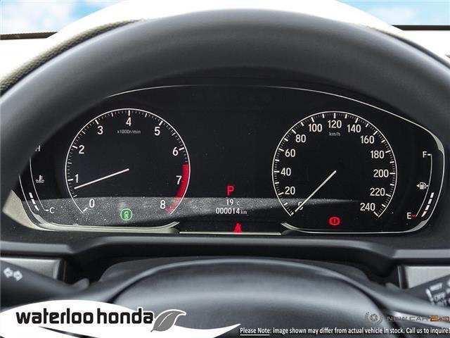 2019 Honda Accord LX 1.5T (Stk: H5340) in Waterloo - Image 14 of 23