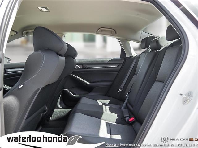2019 Honda Accord LX 1.5T (Stk: H5340) in Waterloo - Image 21 of 23