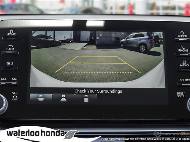 2019 Honda Accord LX 1.5T (Stk: H5340) in Waterloo - Image 23 of 23