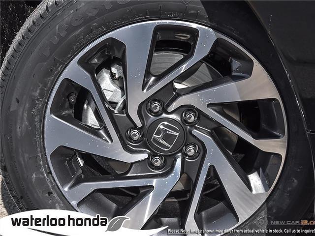 2019 Honda Civic LX (Stk: H4998) in Waterloo - Image 8 of 23