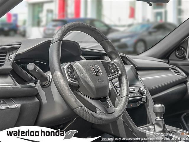 2019 Honda Civic LX (Stk: H4998) in Waterloo - Image 12 of 23