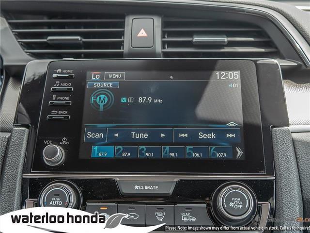 2019 Honda Civic LX (Stk: H4998) in Waterloo - Image 18 of 23