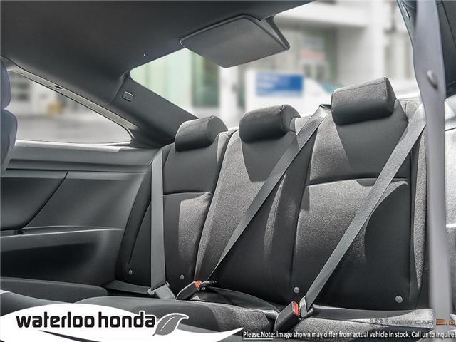 2019 Honda Civic LX (Stk: H4998) in Waterloo - Image 21 of 23