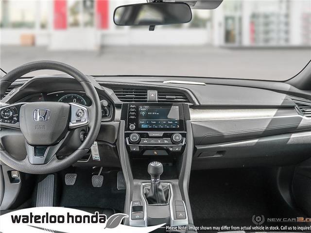 2019 Honda Civic LX (Stk: H4998) in Waterloo - Image 22 of 23
