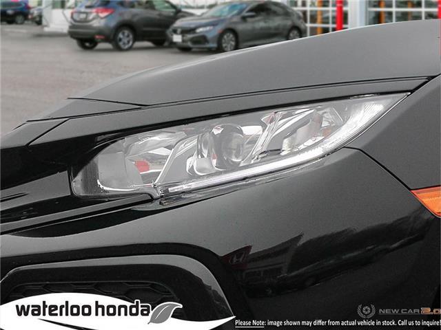 2019 Honda Civic Sport (Stk: H5391) in Waterloo - Image 10 of 23