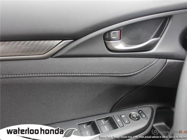 2019 Honda Civic Sport (Stk: H5391) in Waterloo - Image 16 of 23