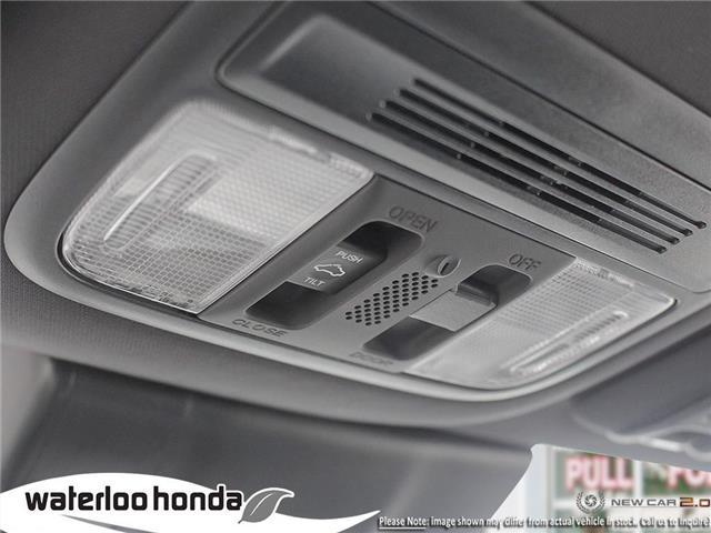 2019 Honda Civic Sport (Stk: H5391) in Waterloo - Image 19 of 23